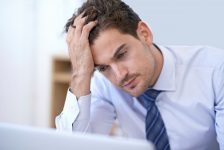 Prolonged exposure to work-related stress thought to be related to certain cancers. First study on the link between cancer and work-related stress perceived by men throughout their working lifetime